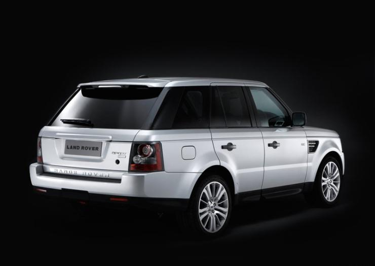 2010 Range Rover Sport Luxury SUV 6