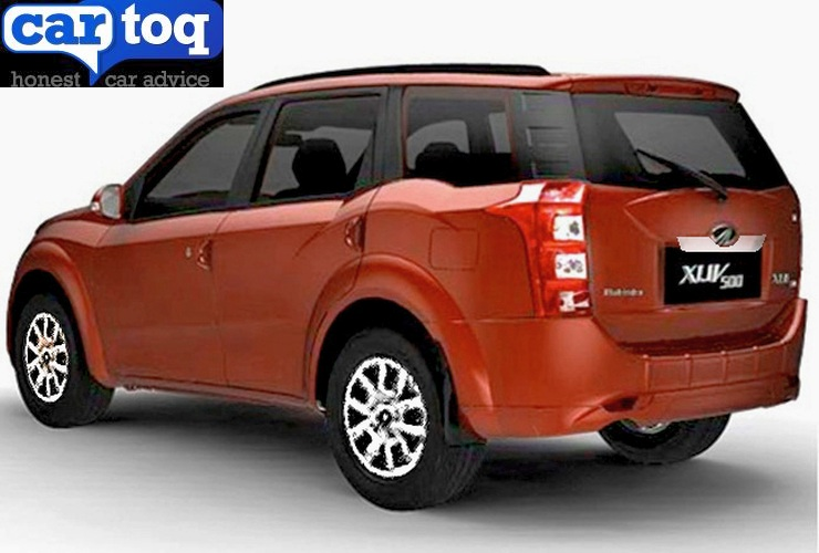 Mahindra Xuv500 Luxury Crossover Facelift This Is It