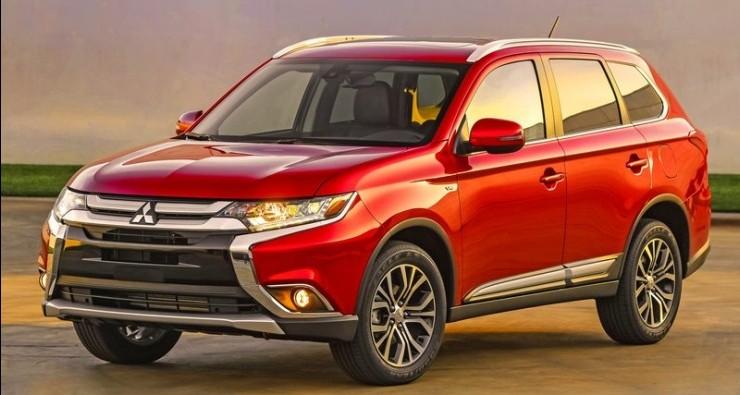 2015 Mitsubishi Outlander Facelift 1