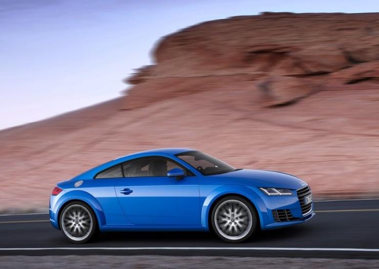 2016 Audi TT 1