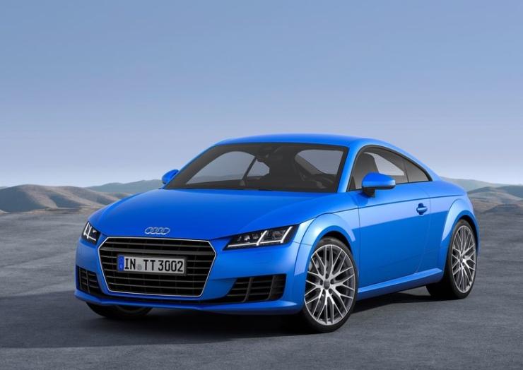 2016 Audi TT 3