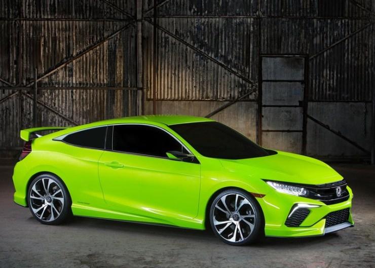 2016 Honda Civic Concept2016 Honda Civic Concept