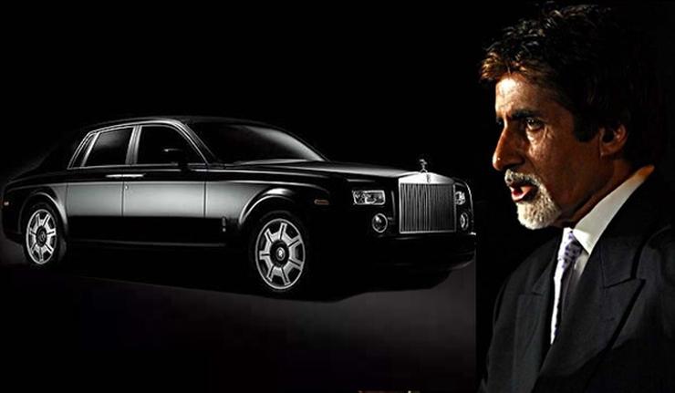 Inside Amitabh Bachchan's Exotic Car Garage