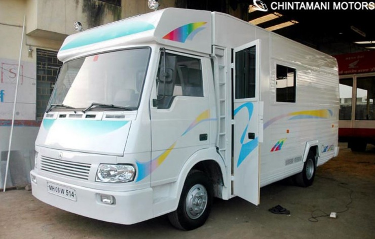 Chintamani Motors Eicher Based Motorhome 2