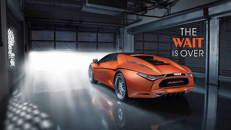 DC Design Avanti Sportscar 1