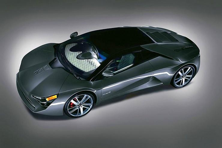DC Design Avanti Sportscar 2