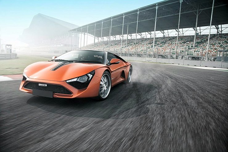 DC Design Avanti Sportscar 4