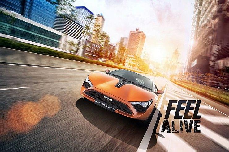DC Design Avanti Sportscar 6