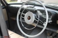 Fiat 1100D Steering
