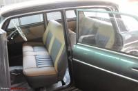 Fiat 1100D Interiors
