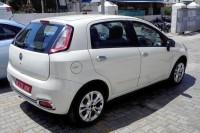 Fiat Punto EVO T-Jet Rear