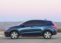 Honda HR-V SUV Profile