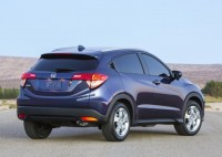 Honda HR-V SUV Rear Three Quarters