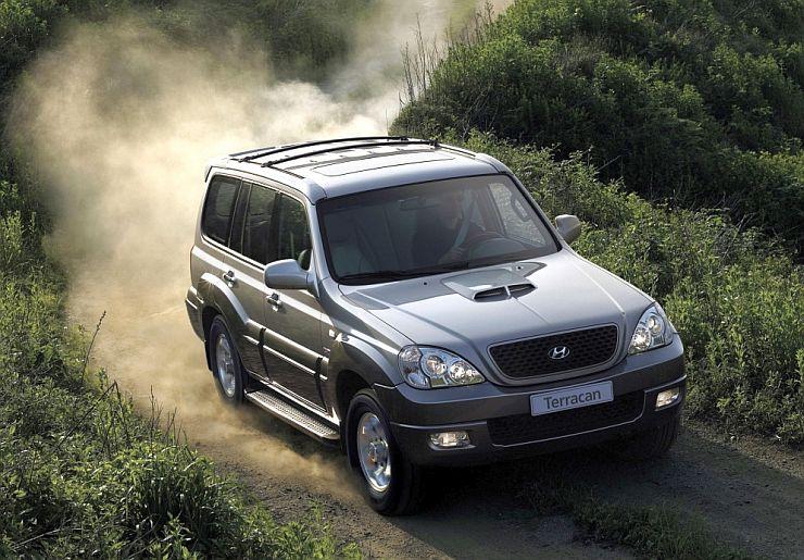 Hyundai Terracan SUV