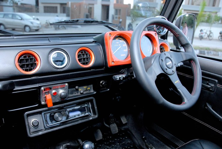 5 Tastefully Modified Maruti Suzuki Gypsy SUVs - Part II