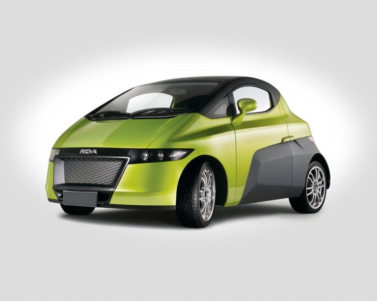 Mahindra Reva NXG Concept 1