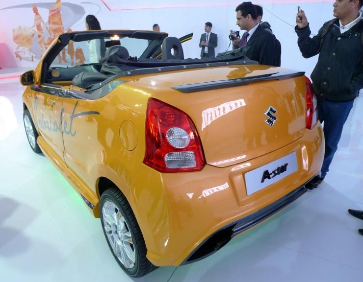 Maruti Suzuki A-Star Cabriolet 2