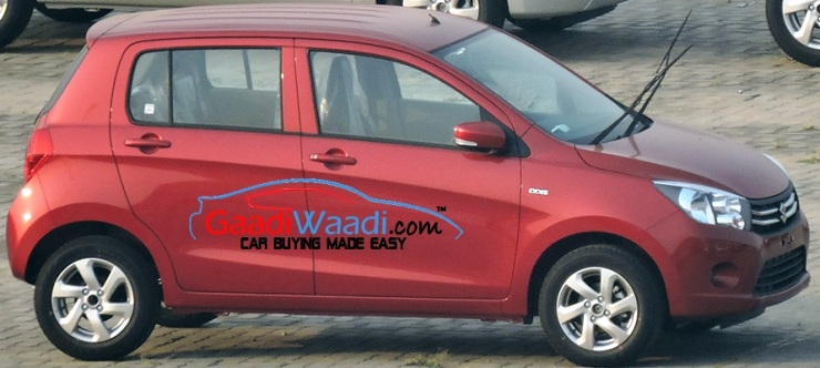 Maruti Suzuki Celerio Diesel in production ready guise