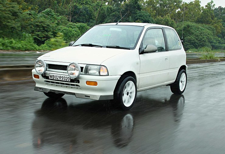 5 Tastefully Modified Maruti Suzuki Zen Hatchbacks You Ll Simply Love