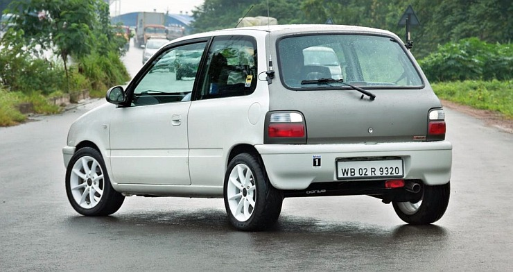 5 Tastefully Modified Maruti Suzuki Zen Hatchbacks You Ll