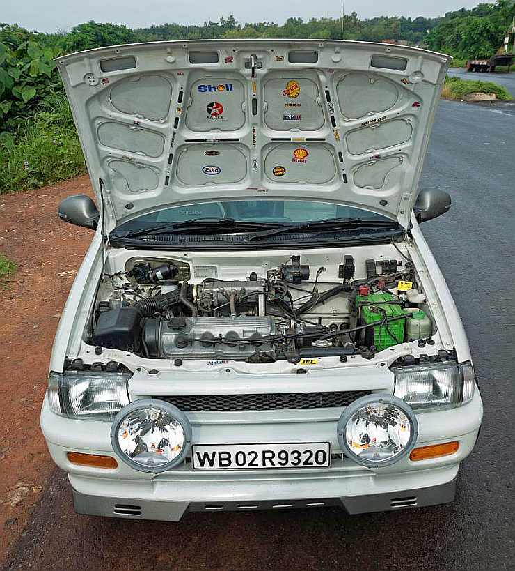 5 Tastefully Modified Maruti Suzuki Zen Hatchbacks Youll