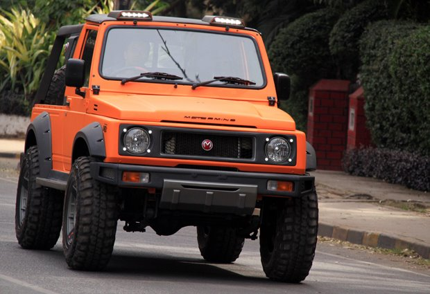 5 Tastefully Modified Maruti Suzuki Gypsy Suvs Part Ii