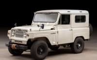 Nissan Patrol P60 SUV Restored