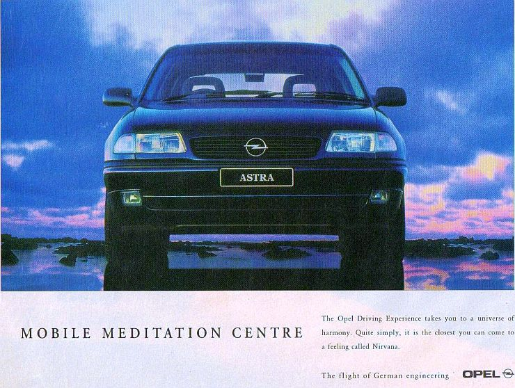 Opel Astra Ad