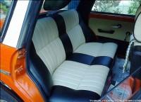 remier Padmini Dual Tone Seat