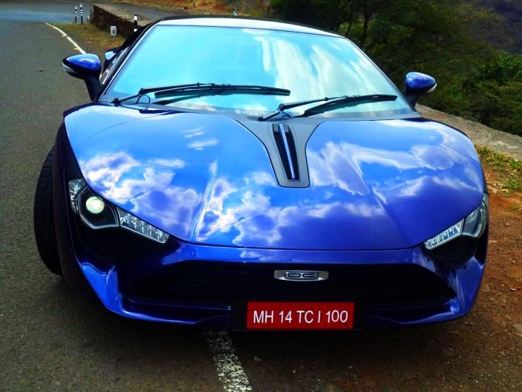 Production Trim DC Avanti Sportscar
