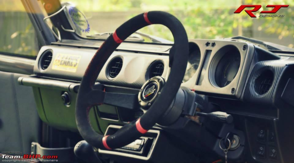 5 Tastefully Modified Maruti Suzuki Gypsy Suvs Part Ii