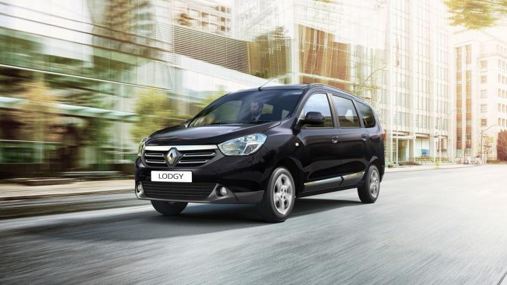 Renault Lodgy MPV 3