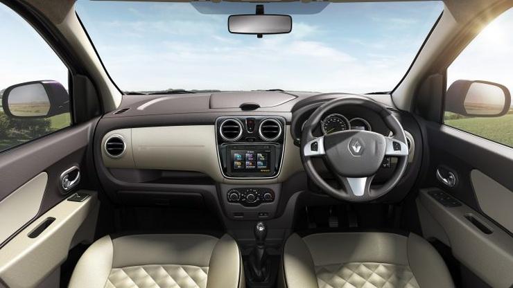 Renault Lodgy MPV 5