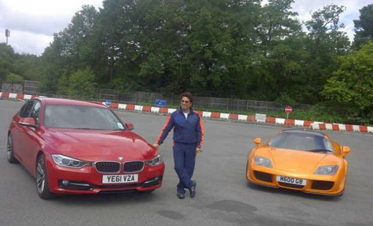 Bmw 8 Series Price In India >> Sachin Tendulkar, and The Cars He Loves...