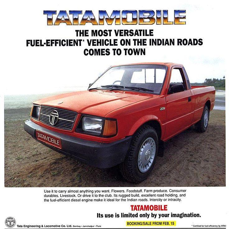 Tata Mobile Ad