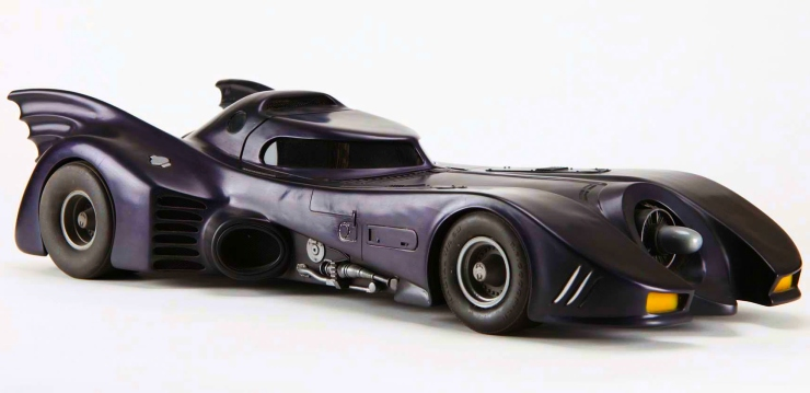 The Original Batmobile from Batman 2