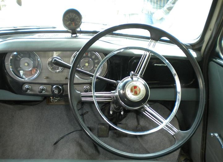 horn ring column shifter