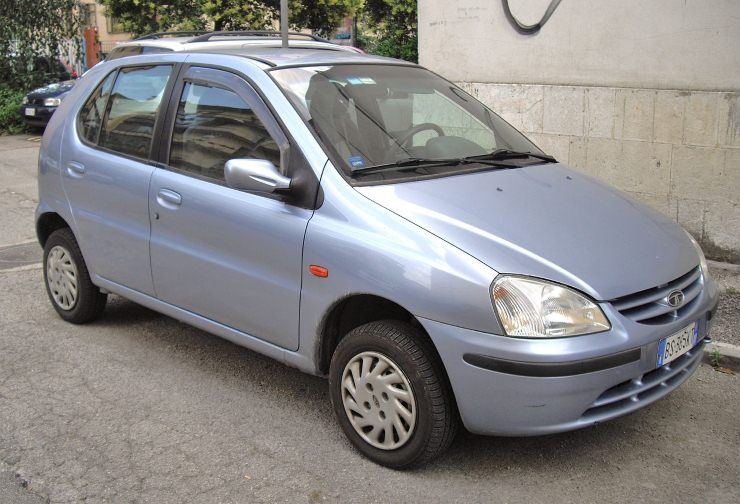 tata indica first generation