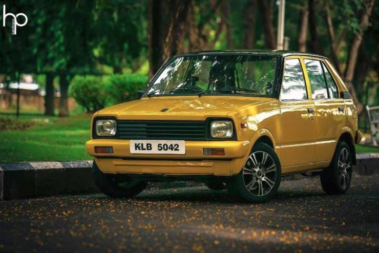1984 Maruti 800 Custom