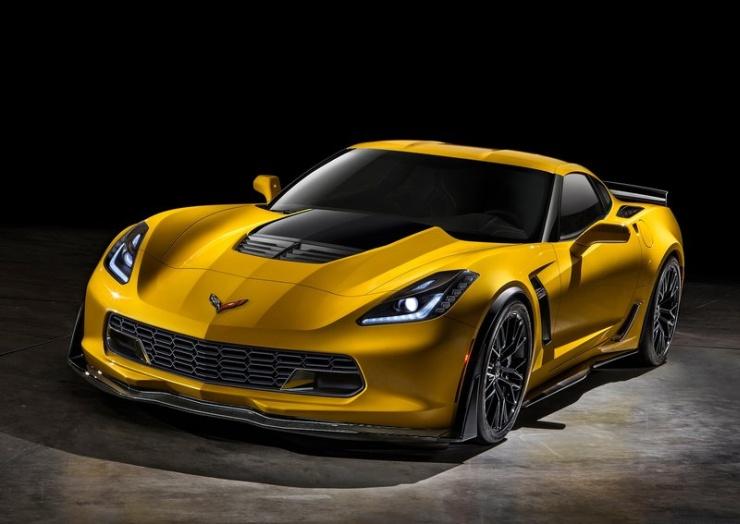2015 Chevrolet Corvette 4