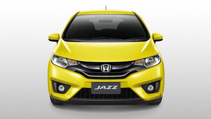 2015 Honda Jazz 2