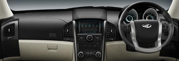 2015 Mahindra XUV500 Facelift 12