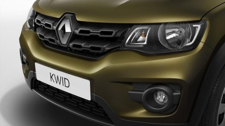 2015 Renault Kwid Budget Hatchback 9