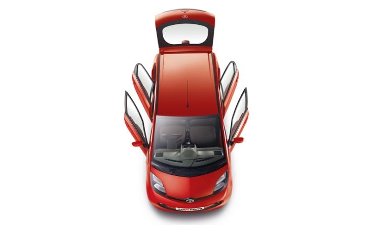 2015 Tata Nano GenX AMT 6