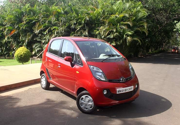 2015 Tata Nano GenX AMT Hatchback 1
