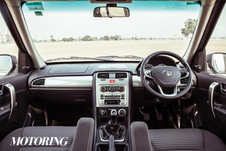 2015 Tata Safari Storme SUV Facelift 6