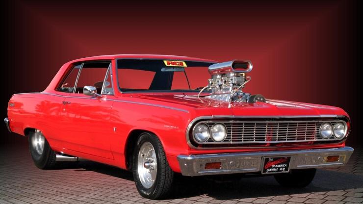 Chevrolet Hot Rod