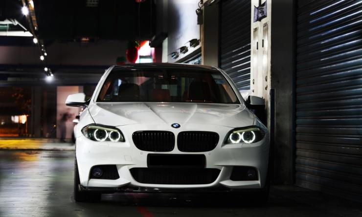 F10 BMW 5-Series Sedan