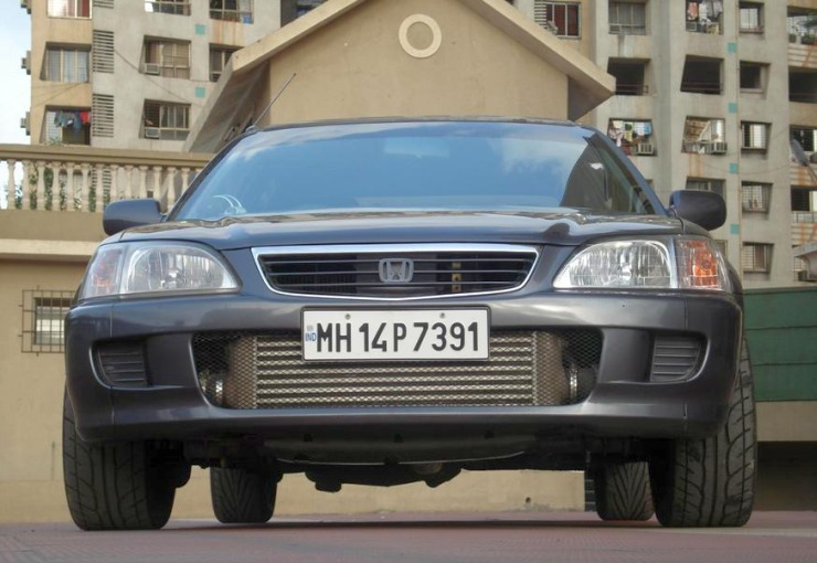 Honda City Turbo 1 Cartoq