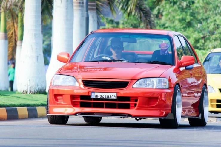 Honda City Type II 10